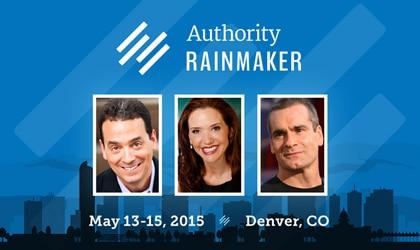 Authority Rainmaker Event